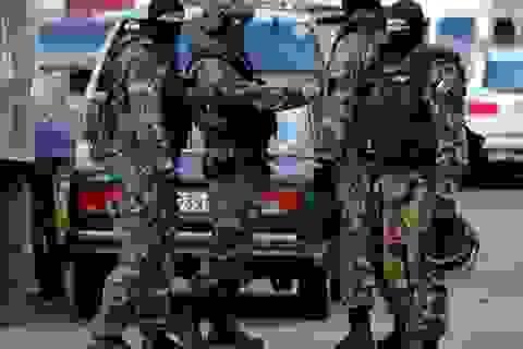 IS nhận trách nhiệm vụ tấn công vào chốt cảnh sát ở Moscow