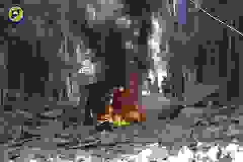 Nga cảnh báo hậu quả khủng khiếp nếu Mỹ tấn công quân đội Syria