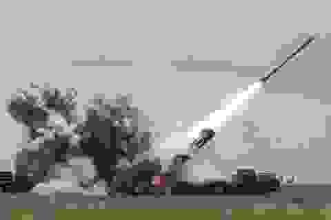 Ukraine khoe tên lửa đạn đạo thế hệ mới Olkha để dọa Nga
