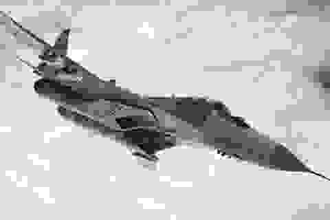 MiG-29 trình diễn bay với vận tốc siêu thanh 1.100 km/h