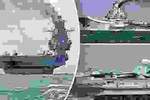 """Nga tuyên bố """"thừa dầu cho VKS"""" trong chiến dịch Syria"""