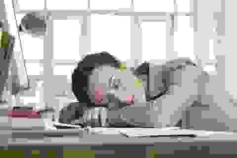 Lợi ích của giấc ngủ ngắn buổi trưa