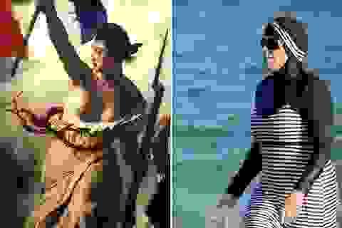 Thủ tướng Pháp gây bão dư luận vì ủng hộ phụ nữ ngực trần hơn mặc trang phục hồi giáo