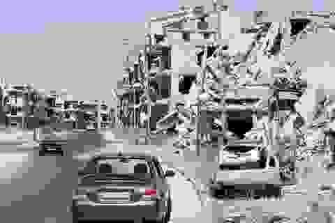 Nga-Mỹ khẩu chiến, Syria tuyên bố lệnh ngừng bắn chấm dứt