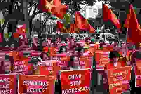 Người Việt ở Philippines yêu cầu Trung Quốc tuân thủ phán quyết PCA