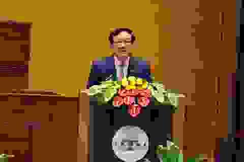 Chánh án Nguyễn Hoà Bình: Ngành toà án phải là biểu tượng của lẽ phải, niềm tin