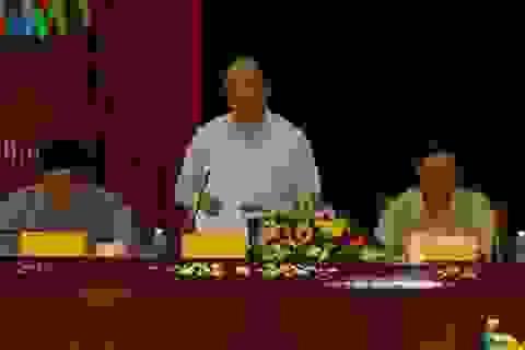 Phó Thủ tướng bàn công tác chống hạn ở Tây Nguyên, Đông Nam Bộ