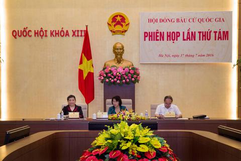 Doanh nhân Nguyễn Thị Nguyệt Hường không được công nhận là đại biểu Quốc hội