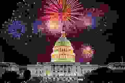 Nước Mỹ chào đón ngày Độc lập lần thứ 240