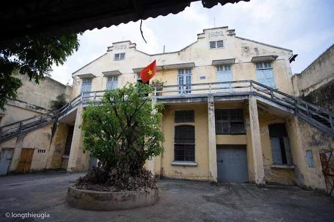 Nhà báo Trần Đăng Tuấn đề xuất giữ lại một phần Nhà máy dệt Nam Định