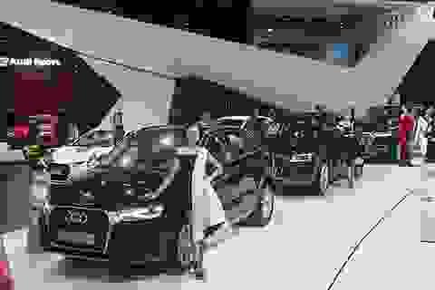 Năm 2016 thị trường Việt Nam dành 2,3 tỉ USD nhập khẩu ôtô