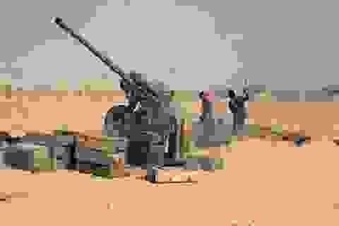 Nồi hơi Palmyra: Tigers hợp binh, Syria tổng lực tái chiếm