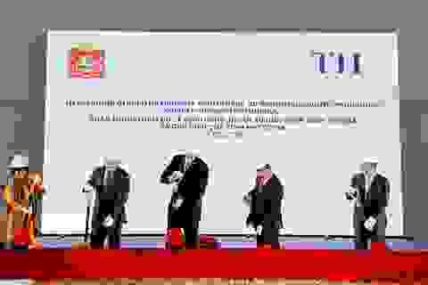 Thủ tướng dự Lễ khởi công Tổ hợp nuôi bò, chế biến sữa của DN Việt tại Nga