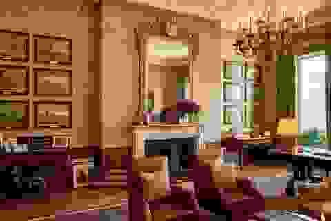 Những căn phòng riêng tư của gia đình Obama trong Nhà Trắng