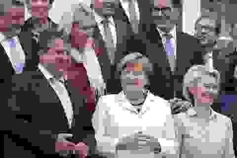 Thế thượng phong của bà Merkel