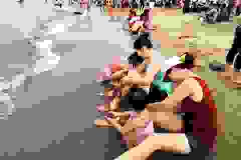 Kết quả quan trắc khẳng định biển Nghệ An an toàn