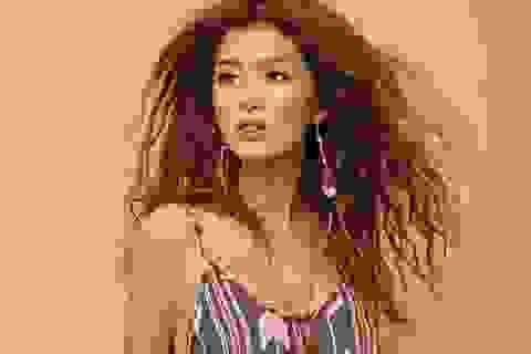 Hoa hậu toàn cầu Oanh Yến khoe phong cách du mục