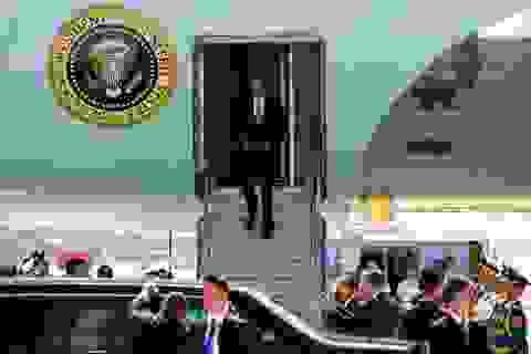 Nhiều bất ngờ khó chịu trong chuyến đi của ông Obama tới Trung Quốc