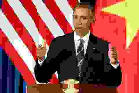"""Những câu hỏi thủ lĩnh 9X Việt định """"làm khó"""" Tổng thống Obama sáng nay"""