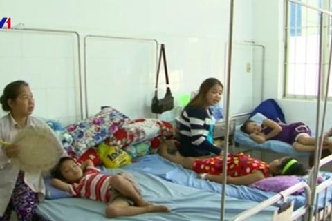 Ăn sống ốc bươu vàng, 4 trẻ bị viêm màng não
