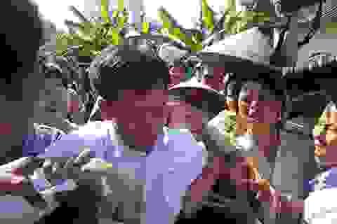 Hoãn xử nguyên phó trưởng công an huyện và kiểm sát viên gây oan sai cho ông Chấn