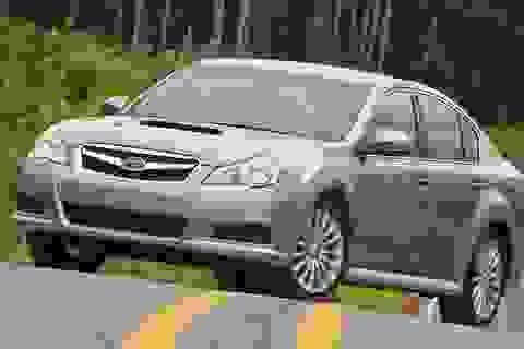 Subaru triệu hồi xe Legacy trên toàn thế giới