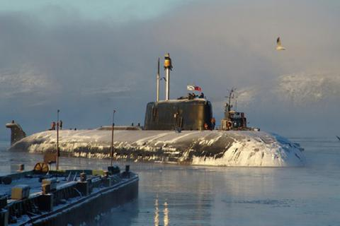 Nga nâng cấp tàu ngầm Oscar II mang được 72 tên lửa chống hạm