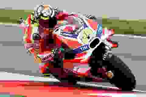Andrea Iannone có pole đầu tiên trong mùa giải MotoGP 2016