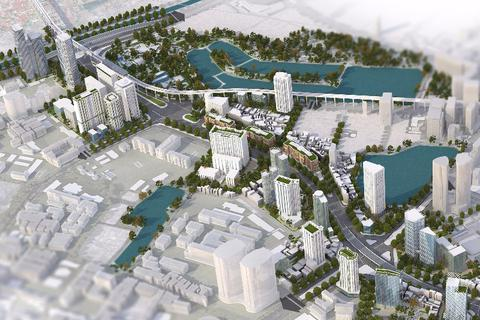 Con đường huyết mạch nào sẽ làm thay đổi diện mạo thủ đô trong tương lai gần?