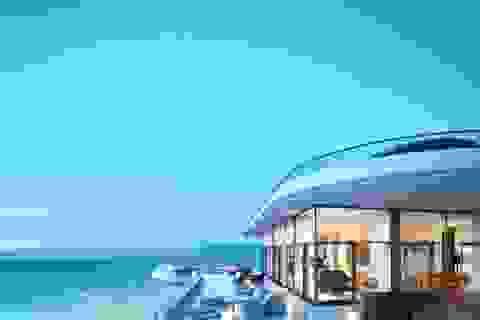 Ngắm dinh thự cạnh bờ biển tuyệt đẹp rao bán giá 73 triệu USD