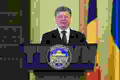 Tổng thống Ukraine Poroshenko bị triệu tập lấy lời khai vì vụ Maidan