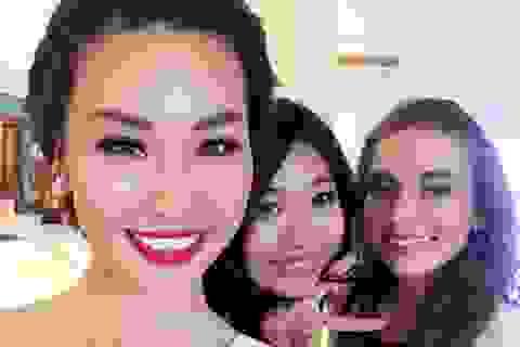 Phạm Thùy Linh xinh tươi tại cuộc thi Hoa hậu Du lịch Quốc tế 2016