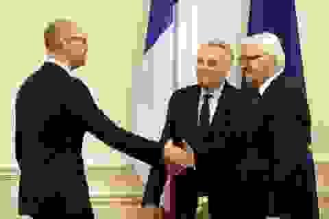 Pháp, Đức vào cuộc trong rối loạn Ukraine