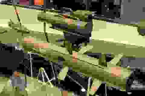 Pháp mượn tay phiến quân Syria thử nghiệm tên lửa MMP