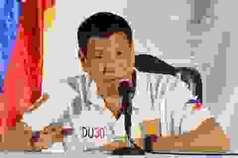 Philippines có thể đàm phán với Trung Quốc về Biển Đông trong năm nay