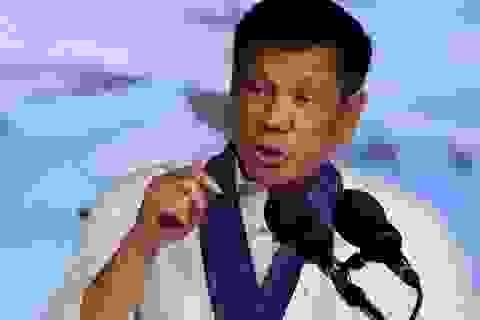 Tổng thống Philippines cảnh báo đối đầu với Trung Quốc vì Biển Đông