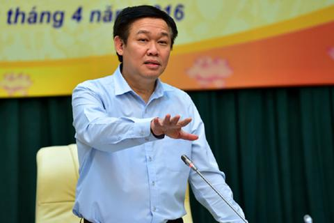 Phó Thủ tướng Vương Đình Huệ: Tập trung tín dụng vào các lĩnh vực sản xuất, kinh doanh