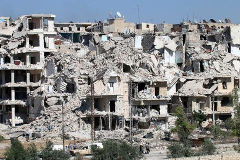 Không quân Nga giúp quân đội Syria giành thắng lợi ở Aleppo