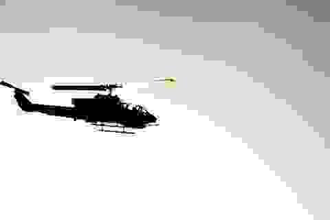 Trực thăng Cobra, vũ khí bí mật của Mỹ trong cuộc chiến chống IS