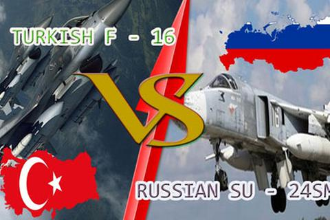 Nga - Thổ Nhĩ Kỳ: Bắt tay trong những bất đồng