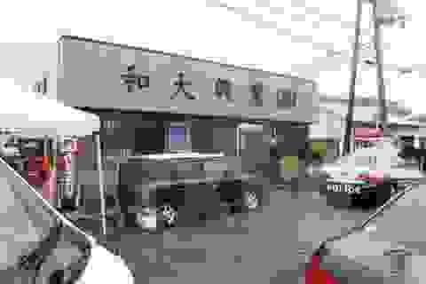 Con trai Giám đốc công ty xây dựng bị nghi gây ra vụ xả súng ở Nhật