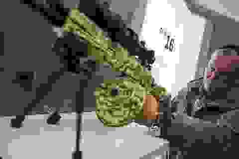 Nga trình làng một loạt súng trường cho lực lượng đặc nhiệm