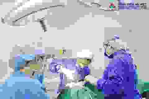 Miễn phí phẫu thuật sứt môi, hở hàm ếch cho 20 trẻ nhân dịp Trung Thu