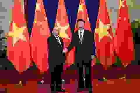 Thông cáo chung Việt Nam - Trung Quốc