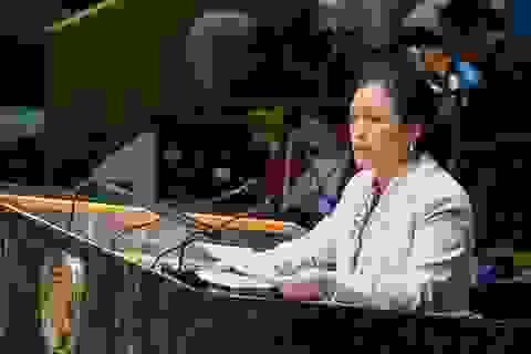 Việt Nam kêu gọi giải quyết hòa bình các tranh chấp ở Biển Đông