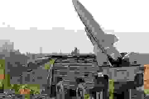 Tên lửa đạn đạo Ukraine bị rụng ngay lần đầu xung trận