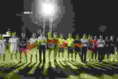FC Family đăng quang Cúp Bia Sài Gòn - Hà Tĩnh.