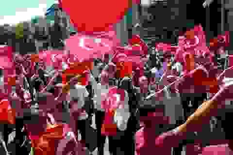 Vì sao đảo chính ở Thổ Nhĩ Kỳ bất thành?