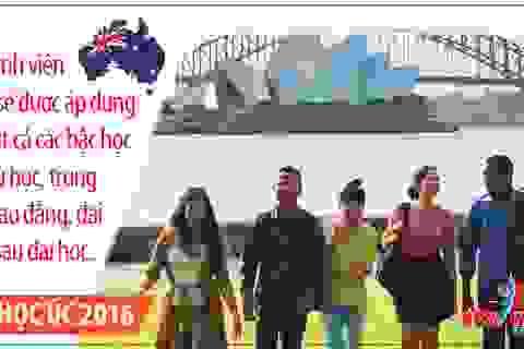 Chính sách visa Ưu tiên cho du học sinh Trung học Úc 2016