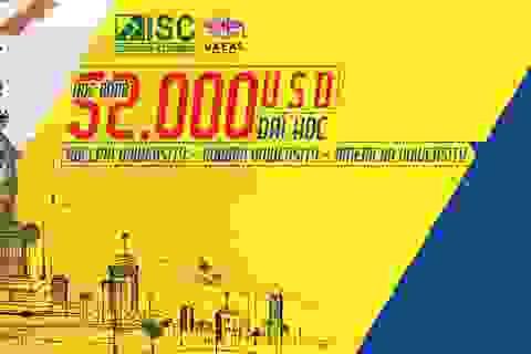 Học bổng 52.000 USD đại học Adelphi University - Auburn University - American University